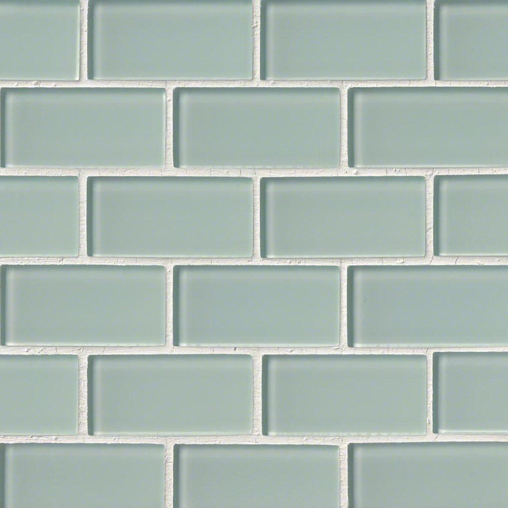 2x4 glass subway tile