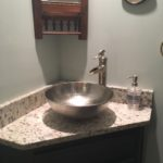 CGT bowl sink bathroom