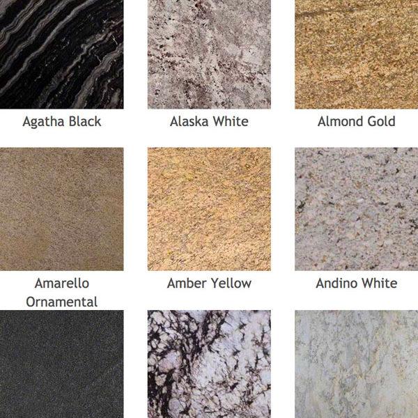 Granite Countertop Visualizer