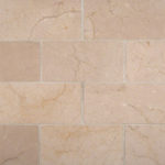 Crema-Marfil-3x6-Honed-And-Beveled-Tile