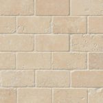 Durango-Cream-2x4-Tumbled-In-12x12-Mesh