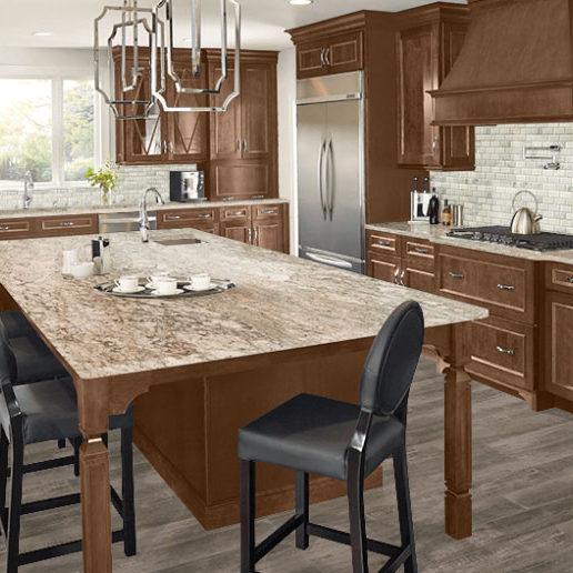 Custom Granite And Tile